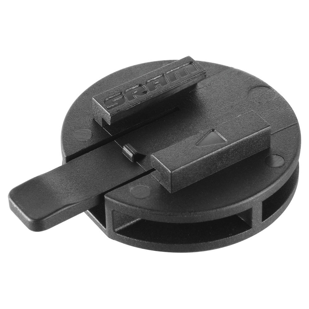 Sram 00.7918.022.000 Road Quickview Garmin GPS and Computer Mount Adaptor, Quarter Turn to Slide Lock (Use with 605 and 705) - Black product image