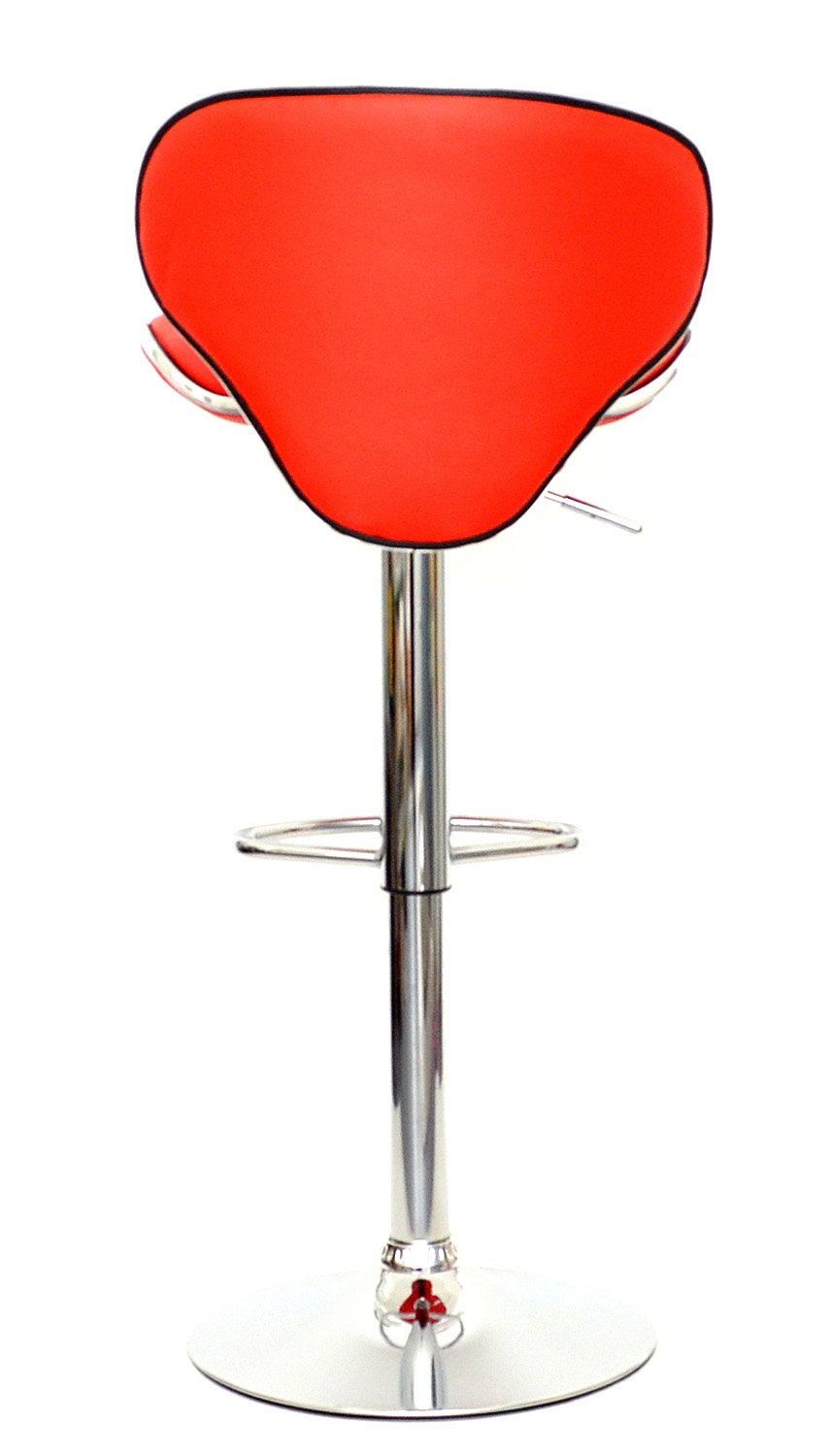 x bar stool barstool bar chair kitchen chair in bright red with chromeand footrest amazoncouk musical instruments.  x bar stool barstool bar chair kitchen chair in bright red with