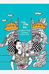 Leap & Hop Bali, Children Travel Book Ring-bound
