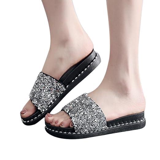 4f80aa968b0d Amazon.com  Challyhope Shoes Women Flat Shoes