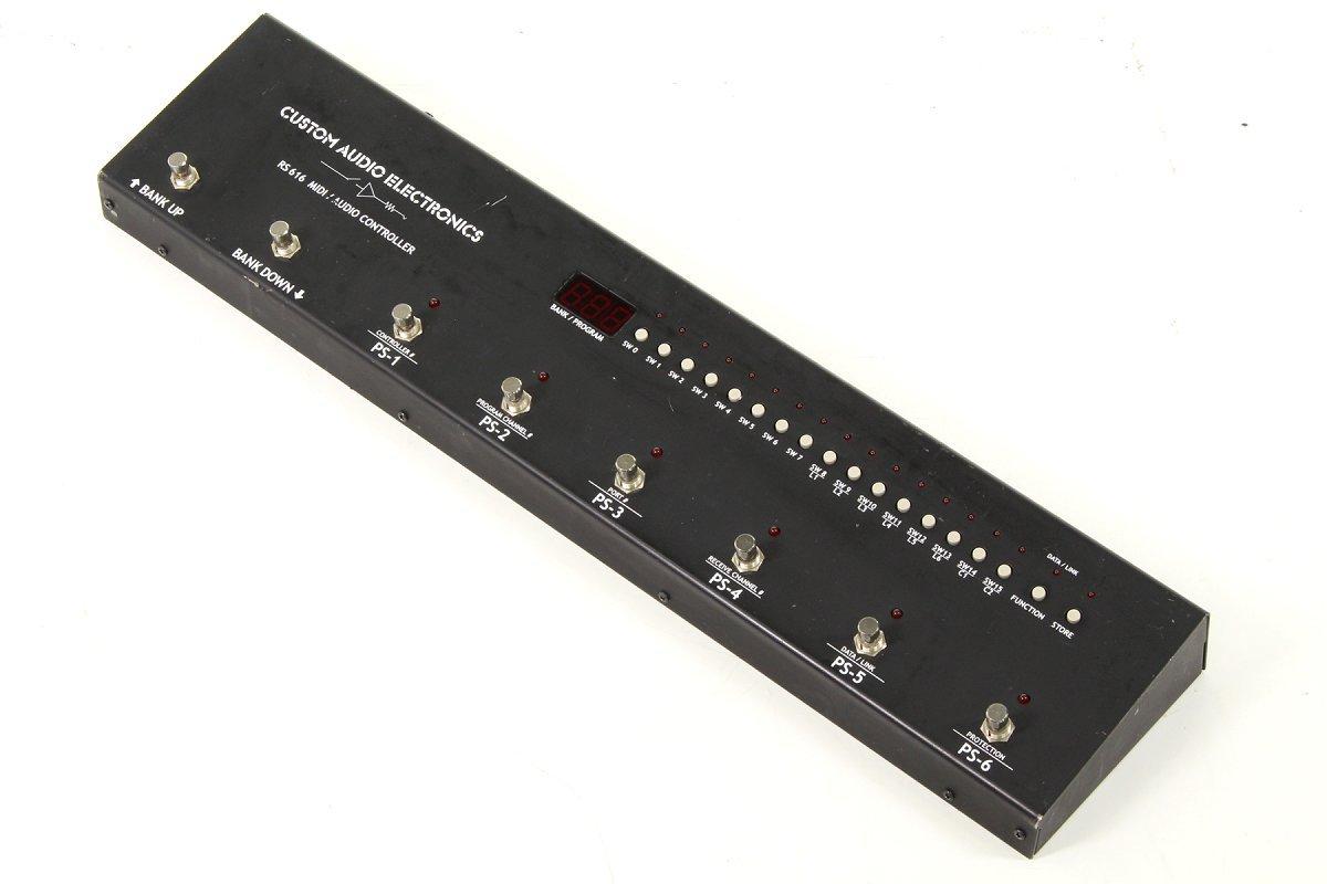 CUSTOM AUDIO JAPAN/RS616 MIDI AUDIO CONTROLLER [スイッチングシステム] カスタムオーディオジャパン B07F83928S