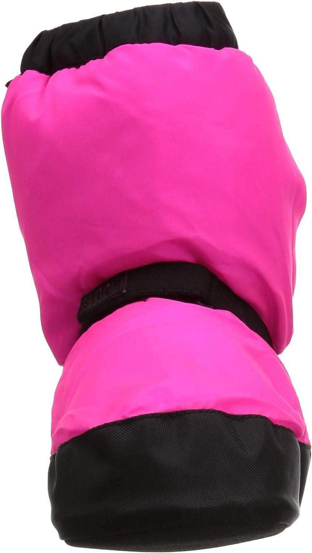Bloch Warm Up Bootie - Bota calentadora para mujer Pin Fluorescente rHkki