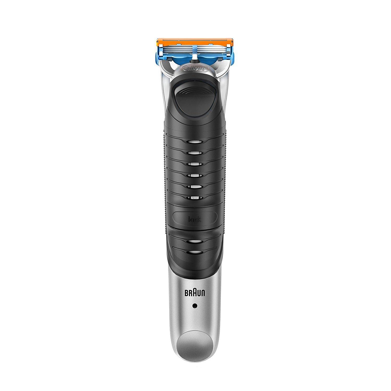 Braun BG Afeitadora corporal para recortar el vello de todo el cuerpo