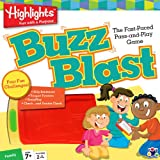 MasterPieces Highlights Buzz Blast Card Game Review and Comparison