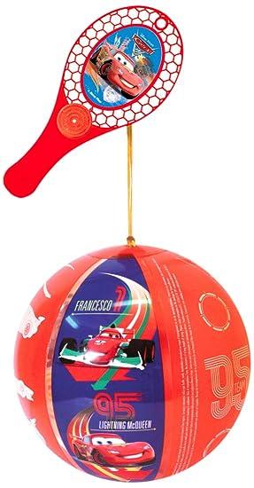 7c692eb467f3c TapBall- Cars Ballon Gonflable, 100227L: Amazon.fr: Jeux et Jouets