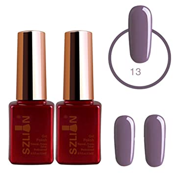 Gel Nail Polish for Women Teens Girls, Clearance Sale! Iuhan® Long Lasting Peel