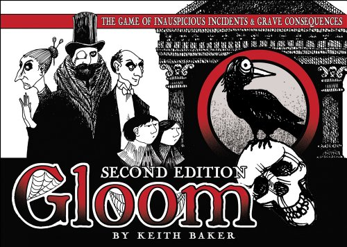 Gloom (2nd - Once Upon A Time Board Game