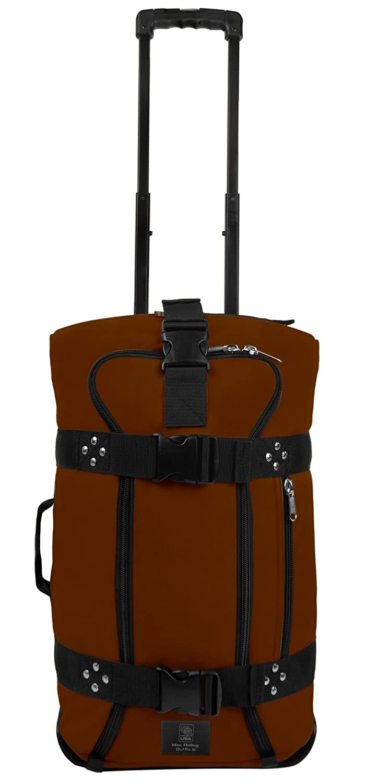 クラブグローブMini Rolling Duffle III Travel Luggage B01G99XIFO モカ モカ