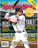 img - for Sporting News 2017 Baseball Yearbook Braves Cover book / textbook / text book