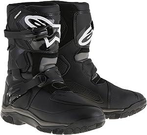 Alpinestars Mens Belize Drystar Boot (Black, 10)
