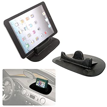 Donkeyphone - SOPORTE UNIVERSAL ANTIDESLIZANTE SALPICADERO COCHE, MESA... PARA GPS, EBOOK, KINDLE, TABLET, PHABLET IPAD / AIR / 2 ...