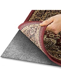 Area Rug Pad With GRIP TIGHT Technology (5x8) | Non Slip Padding Perfect For