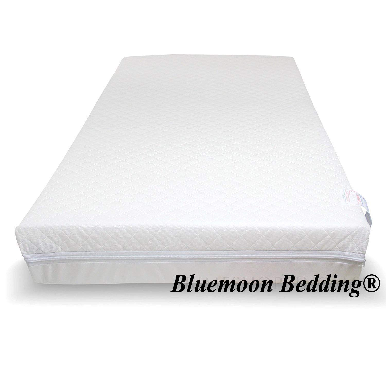 95x65x13 cm ALL SIZES QUILTED BABY COT BED//TODDLER MATTRESSES BREATHABLE /& WATERPROOF