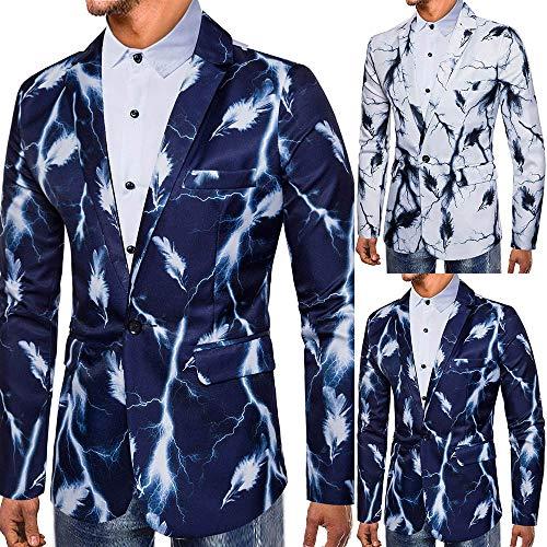 Shirt Camicetta A Tuta Casual Moda Felpa Slim G2 Lunga Uomini Uomo Qinsling Maglione Stampa Manica Camicie Blu Fit Giacche Da T Moda 4vxXqSf