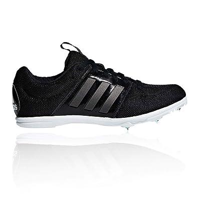 super popular bbeba 0008c adidas Allroundstar Junior Running Spikes - SS19 - J4 Black