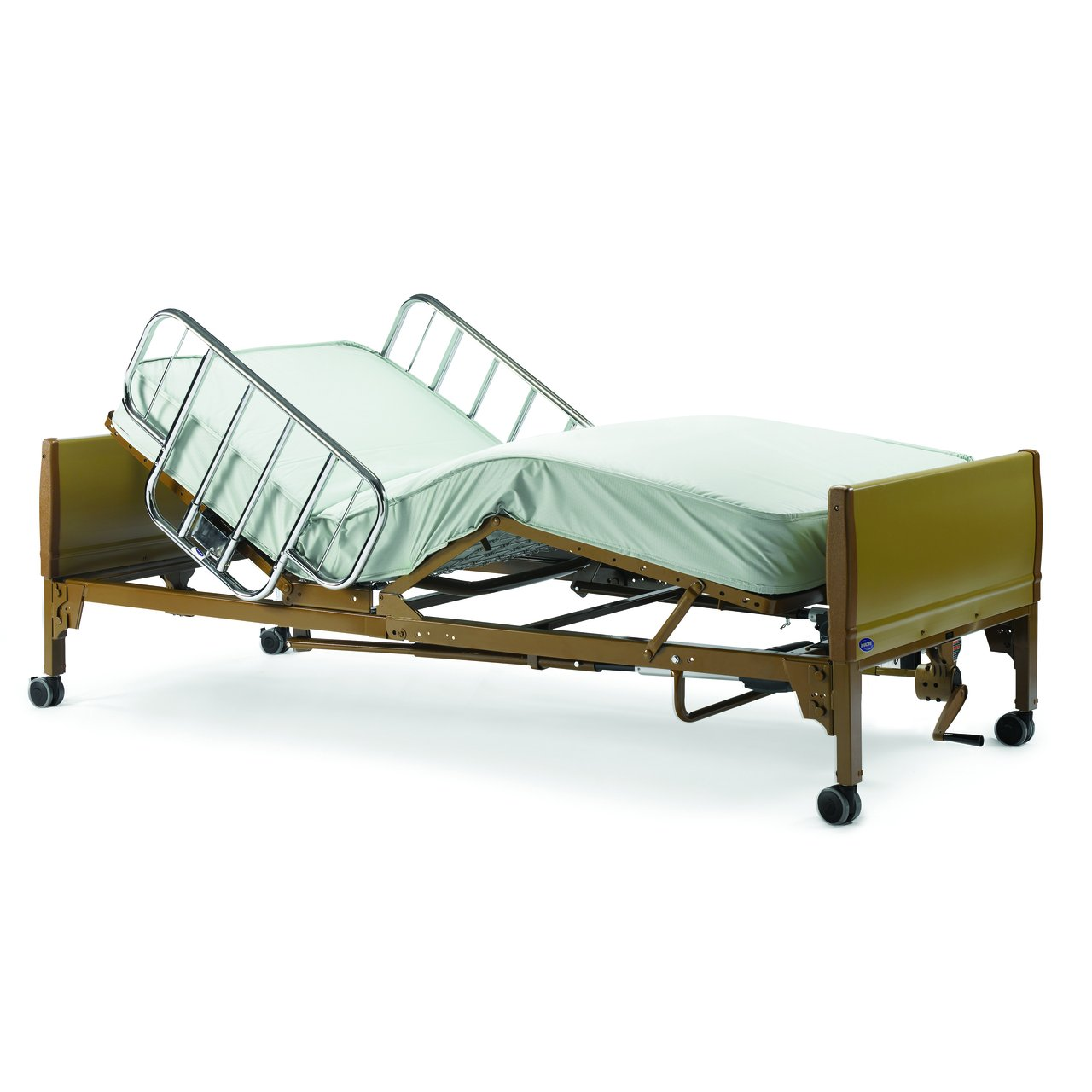 Number of hospital beds in canada - Amazon Com Full Electric Hospital Bed Package Invacare Full Electric Home Hosckpital Bed Paage W Mattress Rail Set Industrial Scientific