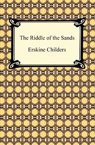 book cover of The Riddle of the Sands