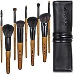 Makeup Brushes 9Pcs Professional Vegan Makeup Brush Set High-tech Nanometer Fiber