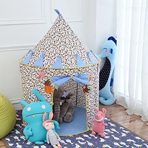 Vpaly-Tente de Jouet et Maison de Jouet pour les enfants pour intérieur et extérieur (bleu) product image