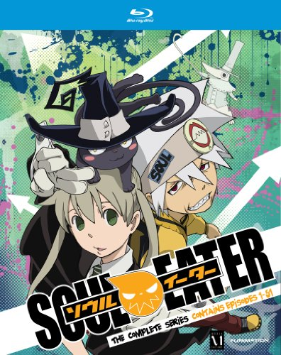 Blu-ray : Soul Eater - Complete Series (Boxed Set, 6 Disc)
