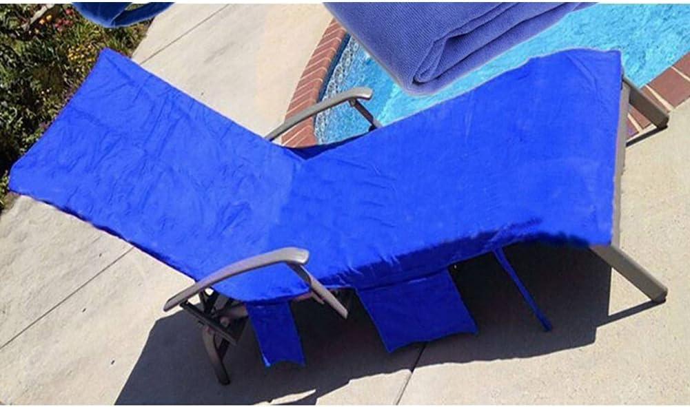 EDTara Beach Towel Buddy Bag Lounger Mate Beach Towel Super Soft Sun Lounger Bed Holiday Garden Lounge Pockets Carry Bag