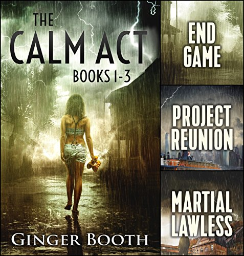 The Calm Act Books 1-3 by [Booth, Ginger]