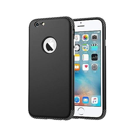 coque iphone 8 carbone 2en1