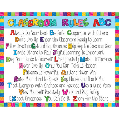 why is it important to follow classroom rules