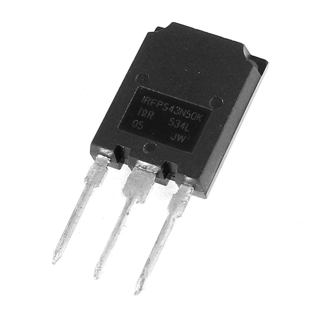 Aexit 500V 47Amp High Voltage Current NPN Power Transistor IRFPS43N50K