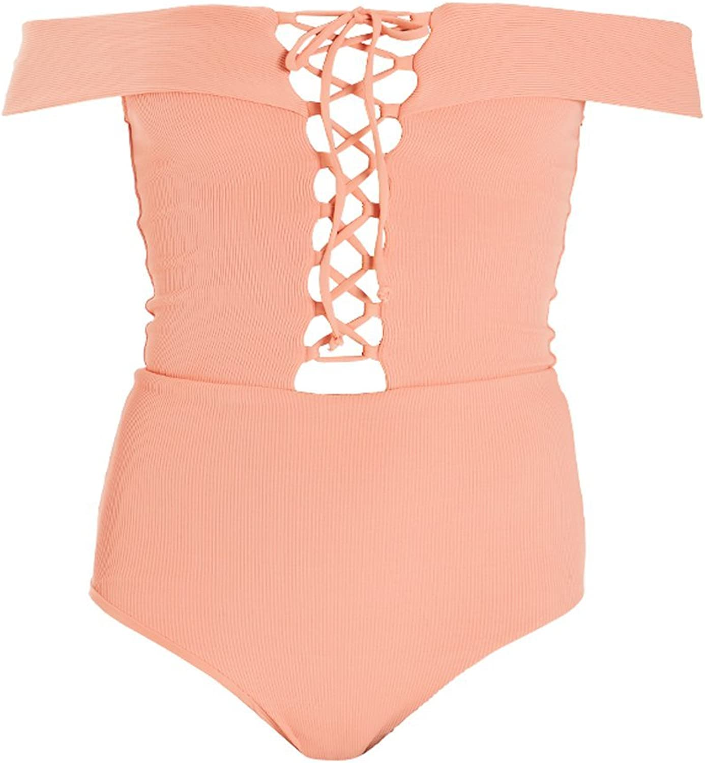 LSpace Womens Anja One Piece
