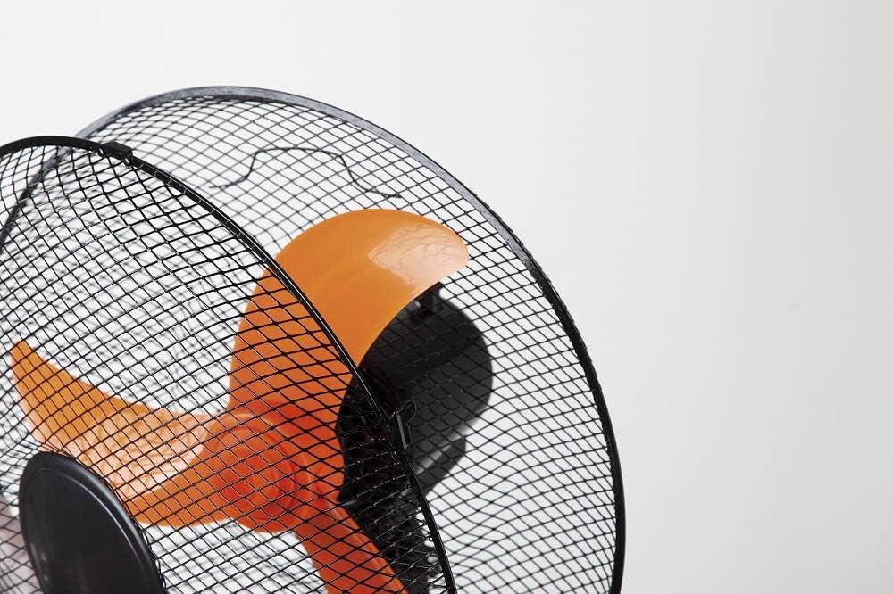 Jata-VP3032-Ventilateur-sur-pied-50-W-200-Decibelios-Plastique miniature 5