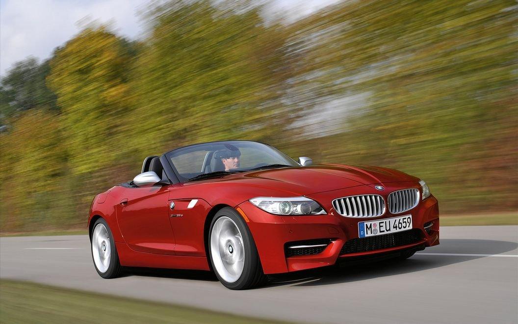 BMW Z4 Poster Seda Cartel On Silk <96x60 cm, 38x24 inch ...