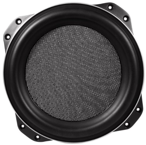 "Brand New Kenwood Excelon XR-W10F 10"" 1200 Watt Single 4 Ohm Shallow Mount Subwoofer"