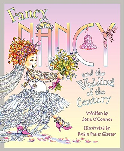 Spectacular Girl Dress - Fancy Nancy and the Wedding of the Century