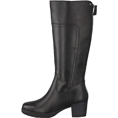 Jana Damen Stiefel Stiefel 8 8 25503 21022 schwarz 523814