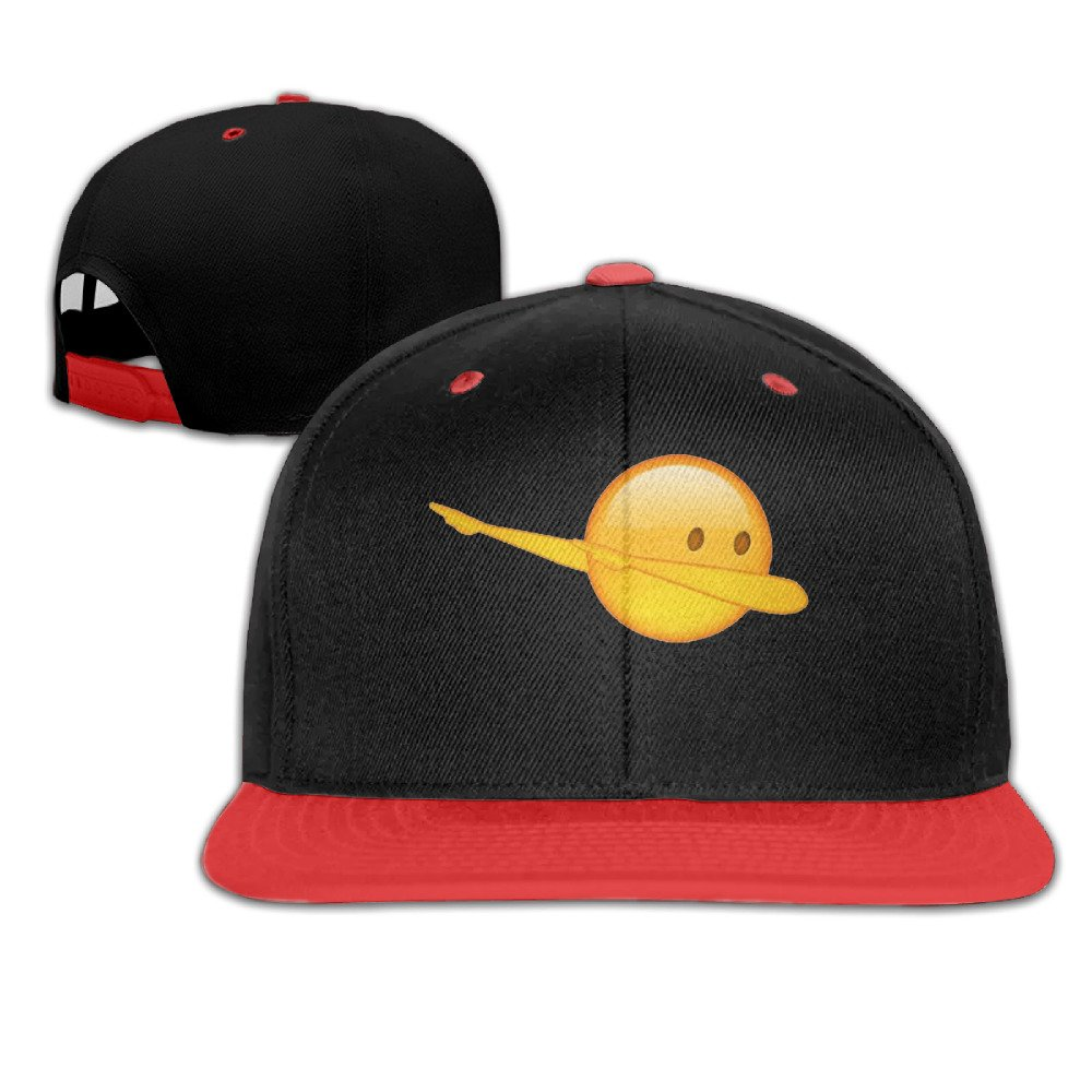8990887a7 Dab Emoji Teens Cute Snapbacks Street Dancing Hip-Hop Visor Starter  Snapback Hats Baseball Caps