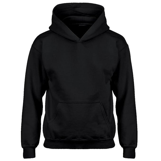 Amazon.com  Indica Plateau Youth Blank Kids Hoodie  Clothing b787e495879b
