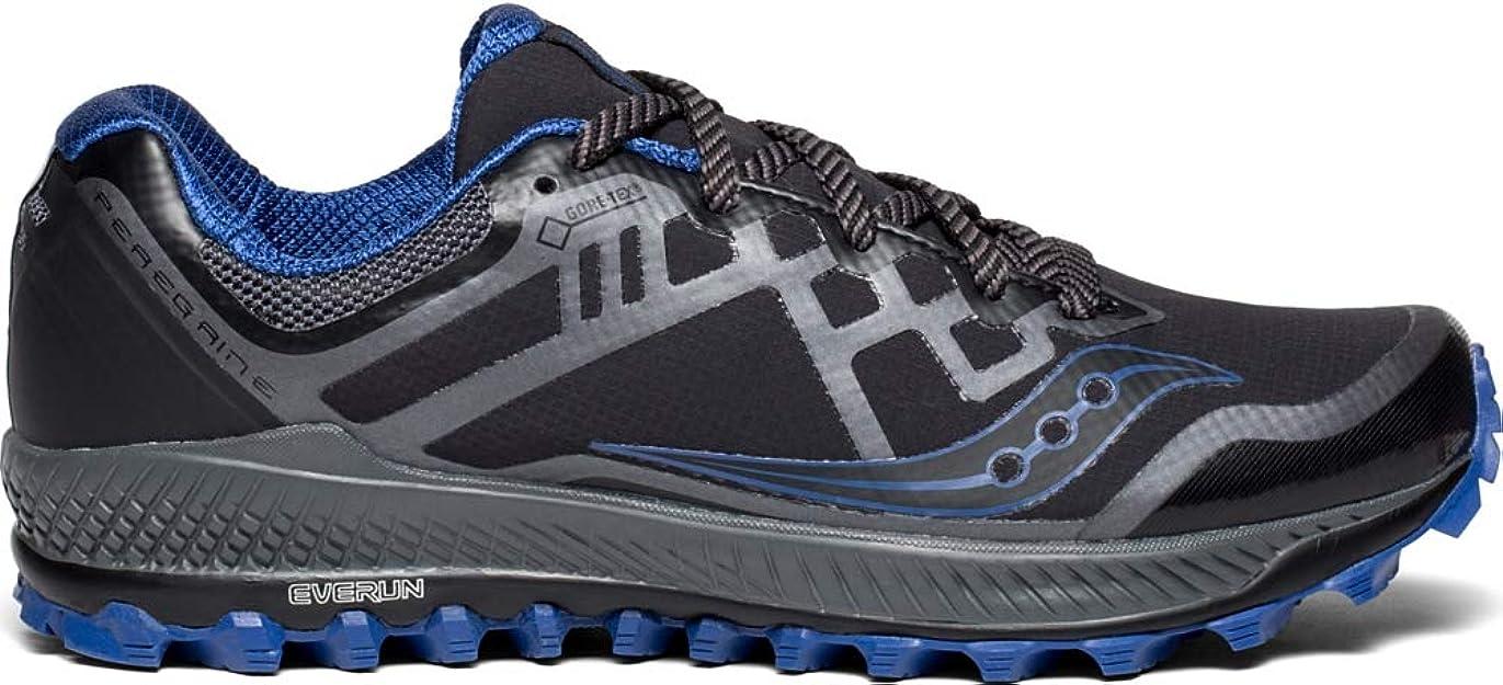 Saucony PEREGRINE 8 GTX, Zapatillas de Trail-Running para Hombre ...