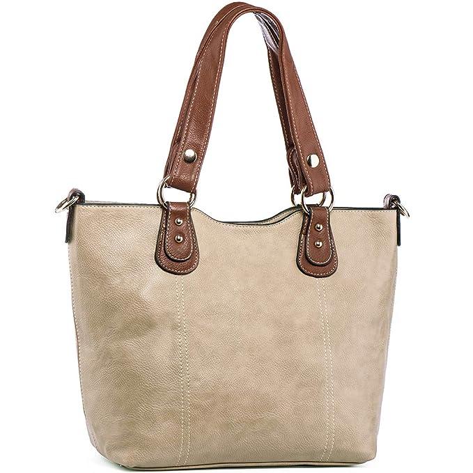 Amazon.com: UTAKE Bolso de mano para mujer, bolso de hombro ...
