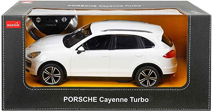 Radio Control Juguete Auto 1: 14 RASTAR massG 42900/ /Porsche Cayenne Turbo
