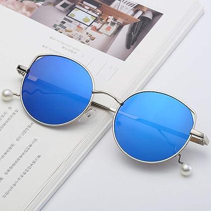 Kauf Blue ZHENCHENYZ Damen Cat Eye Sonnenbrillen Damen