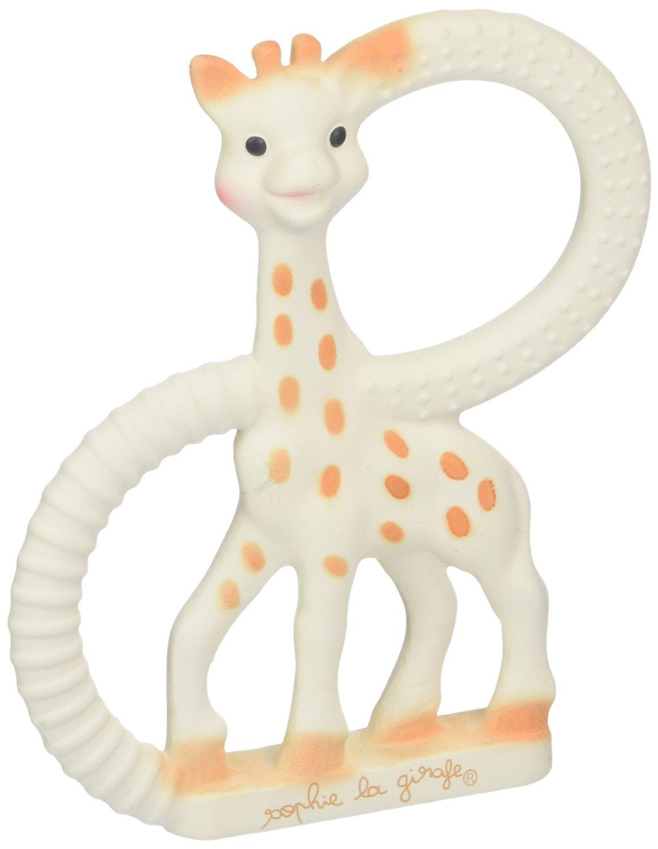 Sophie The Giraffe Vanilla Teething Ring - Gift Boxed!   B004201GHK