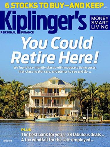 Magazines : Kiplinger's Personal Finance