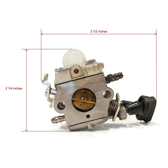 The ROP Shop Carburador para Motores Stihl 4241-120-0615 ...