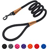 lynxking Braided Rope Dog Lead Leashes Pet Leash Dog Traction Rope Leashes Dog Walking Training Lead for Medium Large…