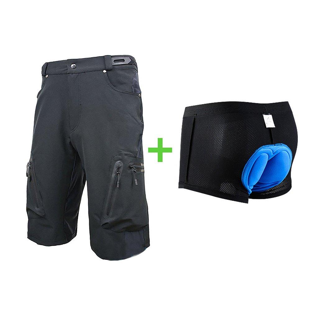 20e5535e Blike Men's Outdoor Sports MTB Cycling Shorts Climbing Loose Fit Shorts