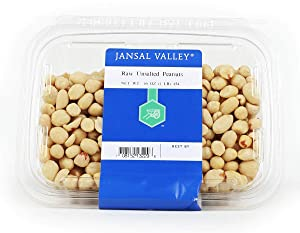 Jansal Valley Raw Unsalted Peanuts, 1 Pound