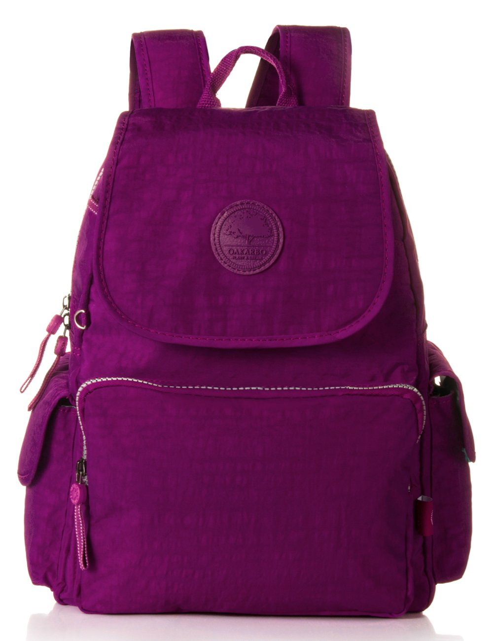 ★決算特価商品★ [Oakarbo]Oakarbo Mini Daypack Backpack Nylon Travel Daypack 1506 Cute Mini Schoolbag 6797787 [並行輸入品] 1506 Violet red B01KROLZ8E, 【開店記念セール!】:2e29dd52 --- arianechie.dominiotemporario.com
