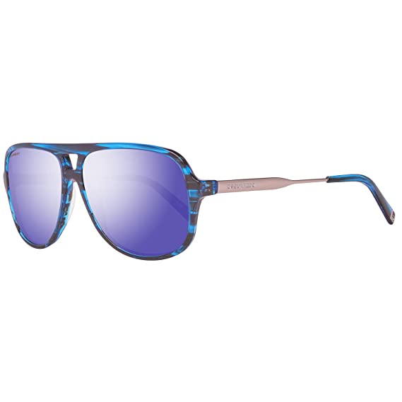 0eacd2419cf2 DSquared2 DQ0186 C60 92C (blue/other / smoke mirror) Sunglasses ...