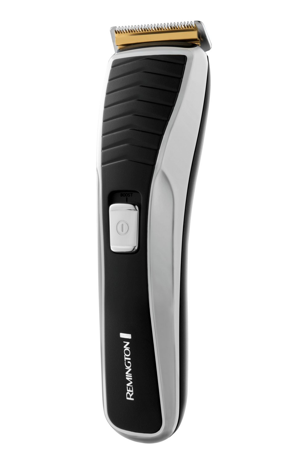Remington HC7130 Motor Pro Power Titanium - Cortapelos inalámbrico, 2 peines ajustables (1-42 mm), cuchillas AcuAngle, 60 minutos de autonomía Spectrum Brands 43222560100